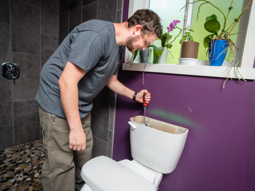 Fix Your Faulty Toilet Before It Gets Worse